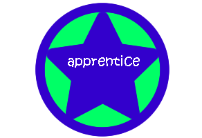 apprentice badge