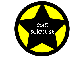 epic scientist badge