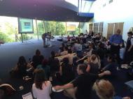 The TeachMeet crowd