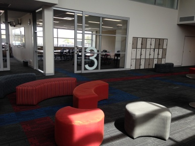 Brindabella Christian College senior study space