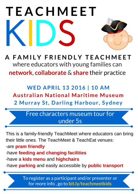 TeachMeet Kids